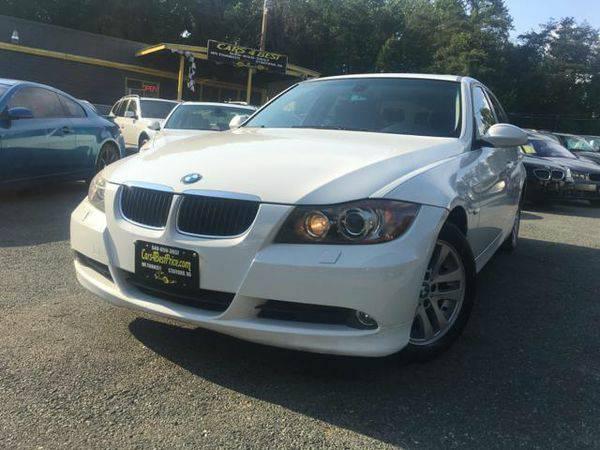 2006 *BMW* *3* *Series* 325xi AWD 4dr Sedan - ONLY $999 DOWN WE FINANC