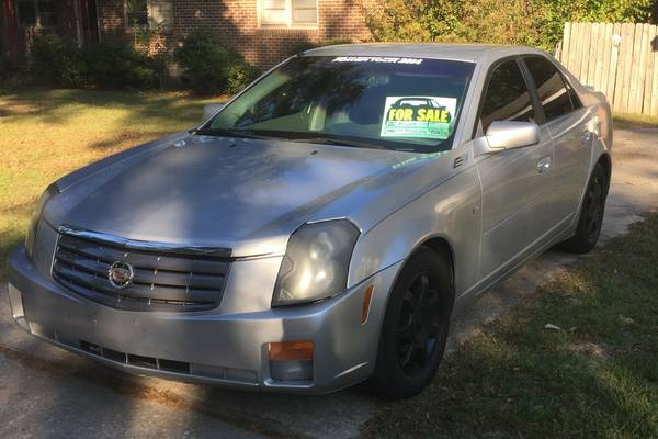 FOR SALE: 2003 Cadillac CTS **REDUCED**