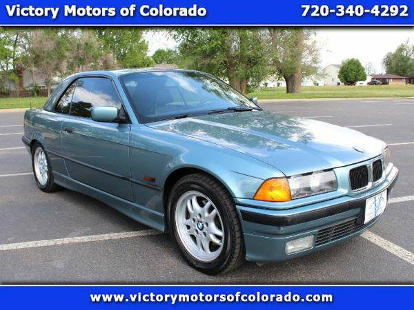 1996 *BMW* *3-Series* 328i Cabrio - Over 500 Vehicles to Choose From!