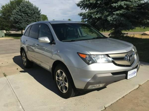 2007 ACURA MDX AWD SUV 3rd Row 4WD Leather CLEAN MoonRoof V6 245mo_0dn