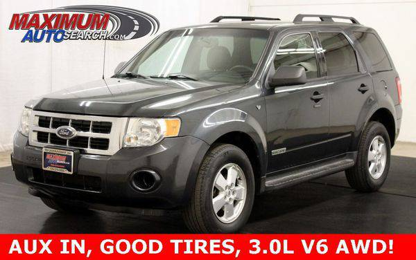 2008 *Ford* *Escape* XLT