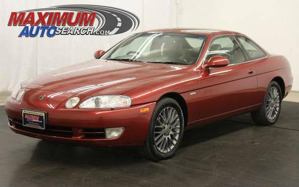1996 *Lexus* *SC400* Limited