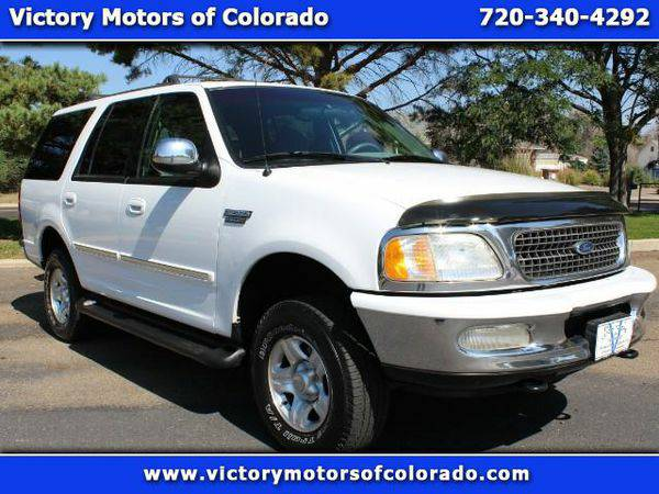 1998 *Ford* *Expedition* XLT 4WD - Over 500 Vehicles to Choose From!