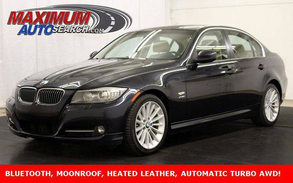 2009 *BMW* *3* *Series* 335i xDrive