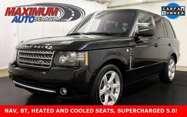 2012 *Land* *Rover* *Range* *Rover* Supercharged