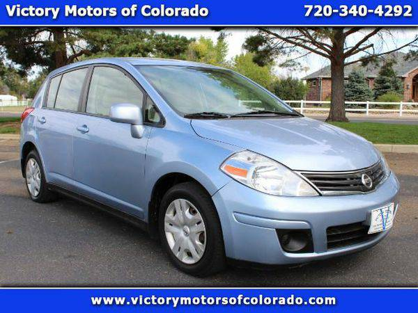 2010 *Nissan* *Versa* 1.8 S Hatchback - Over 500 Vehicles to Choose Fr