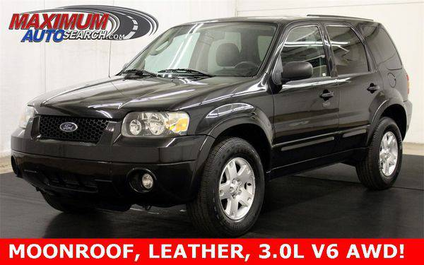 2007 *Ford* *Escape* Limited