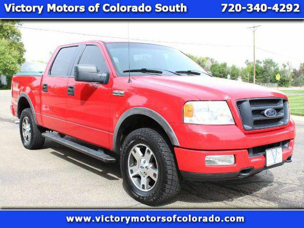 2005 *Ford* *F-150* *F 150* *F150* FX4 SuperCrew 4WD - Over 500 Vehicl