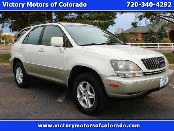2000 *Lexus* *RX* *300* 2WD - Over 500 Vehicles to Choose From!