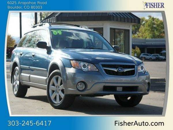 2009 Subaru Outback 4dr H4 Auto 2.5i Special Edtn Station Wagon 4dr...