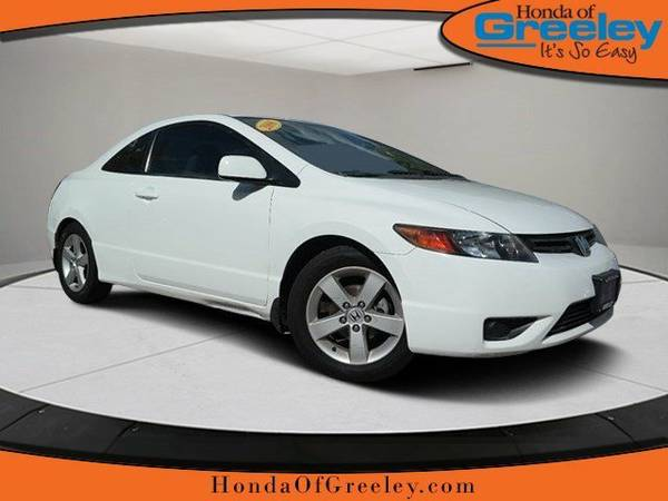 2006 Honda Civic Cpe EX AT 2dr Car