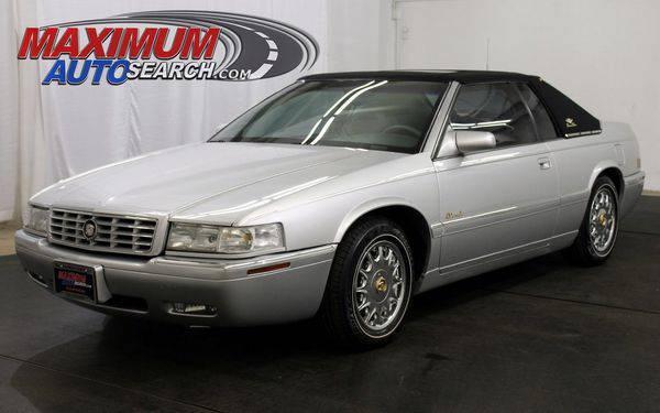 2000 *Cadillac* *Eldorado* ESC