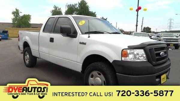 2007 Ford F-150 Truck F-150 Ford
