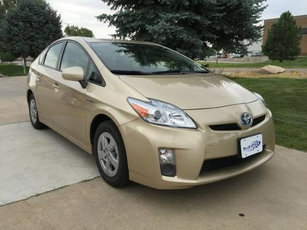 2011 TOYOTA PRIUS III 3 Hybrid New Body Style JBL 1.8L VSC 208mo_0dn