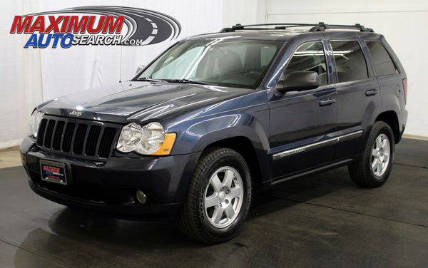 2010 *Jeep* *Grand* *Cherokee* Laredo
