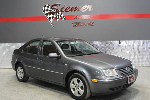 2004 Volkswagen Jetta GLS 2.0L - TEXT US