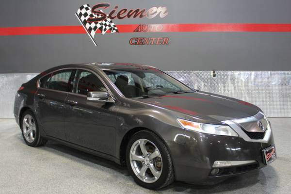 2010 Acura TL 5-Speed AT with Tech Package - CALL US