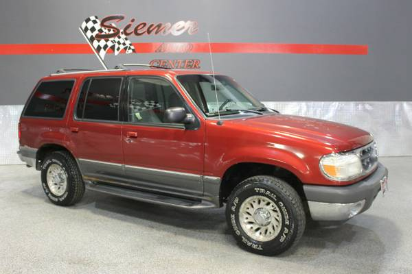 2000 Ford Explorer XLT 4WD - TEXT US
