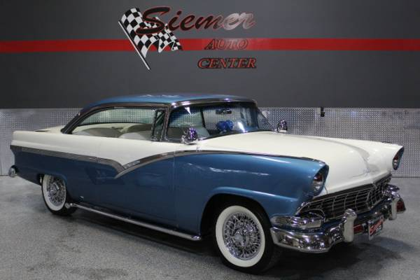 1956 Ford Victoria - TEXT US