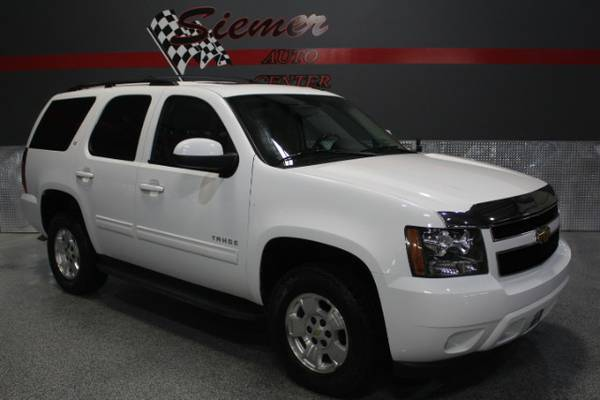 2011 Chevrolet Tahoe LT 4WD - TEXT US