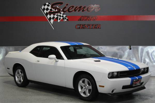 2010 Dodge Challenger SE - TEXT US