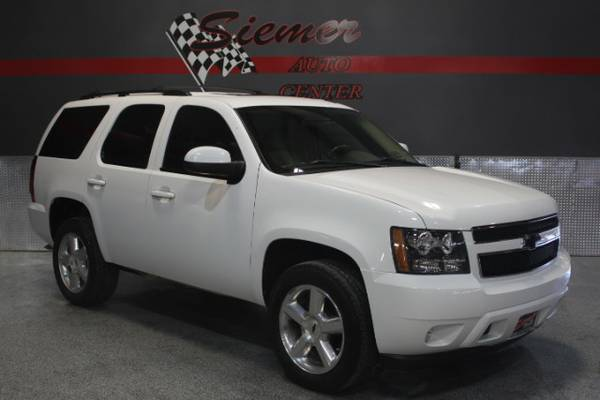 2010 Chevrolet Tahoe LT 4WD - TEXT US