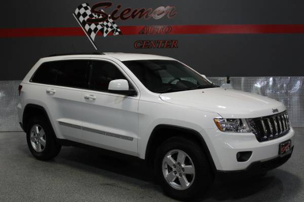 2013 Jeep Grand Cherokee Laredo 4WD - TEXT US