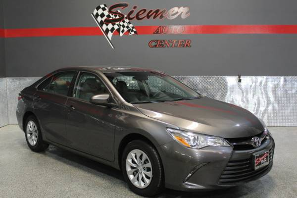 2015 Toyota Camry LE 5-Spd AT - TEXT US