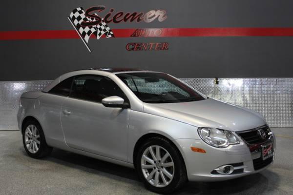 2011 Volkswagen Eos 2.0T w/ Sport Pkg. - CALL US