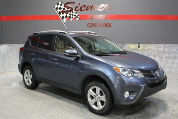 2013 Toyota RAV4 XLE AWD - CALL US