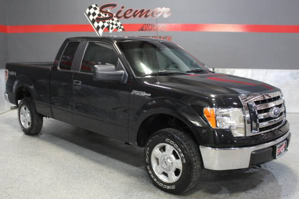 2012 Ford F-150 XLT SuperCrew 4WD - CALL US