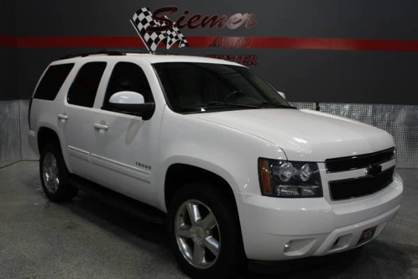 2011 Chevrolet Tahoe LT 4WD - CALL US
