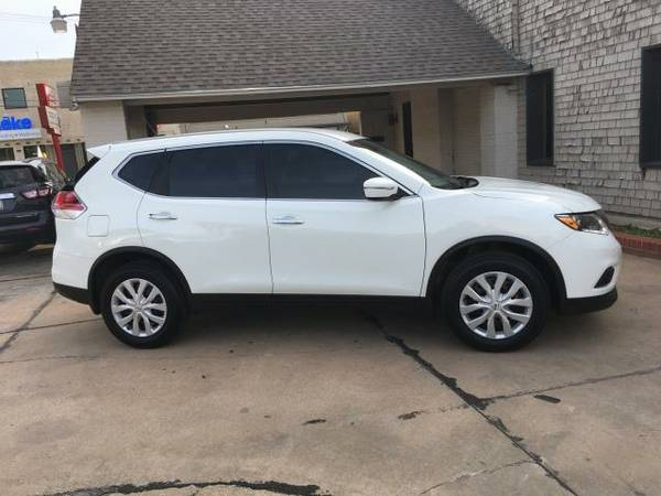2015 NISSAN ROGUE S 1 OWNER CAMERA LOADED! 26K! 500 DOWN! 250 PAYMENT!