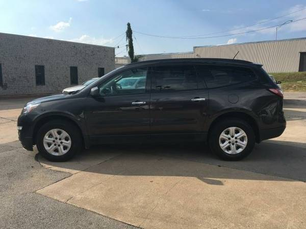 2014 CHEVY TRAVERSE LS LOADED! 3RD ROW! 86K! 500 DOWN! 400 PAYMENT! WA