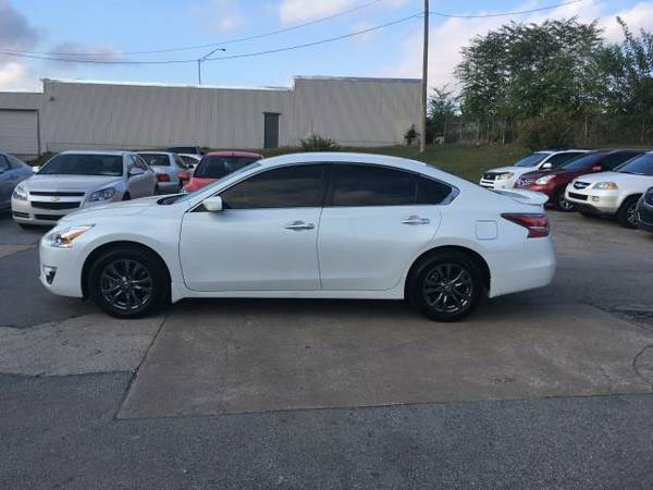 2015 ALTIMA 2.5S TINT ALLOYS LOADED! LOW MILES! 500 DOWN! 325 PAYMENT