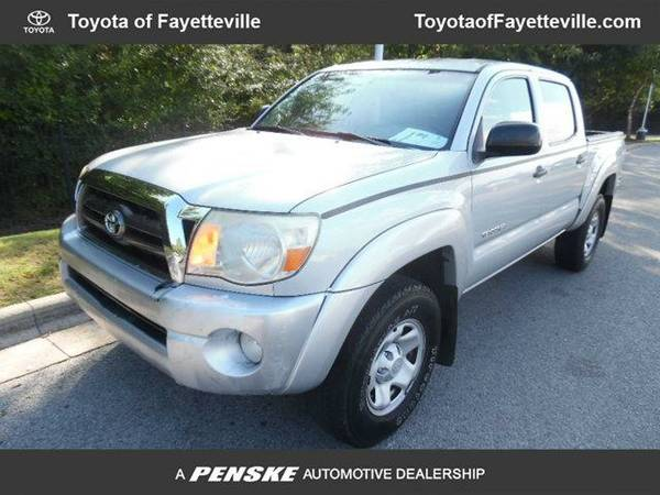 2009 *Toyota Tacoma* 2WD Double V6 Automatic PreRunner (SILVER)