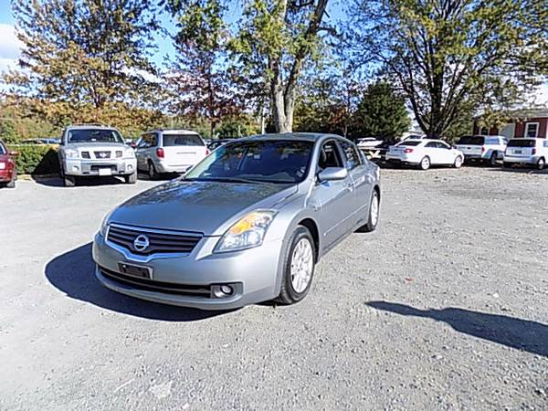 2009 Nissan Altima / S (FINANCIAMIENTO TAX ID PASSPORT OK NO LICENCIA