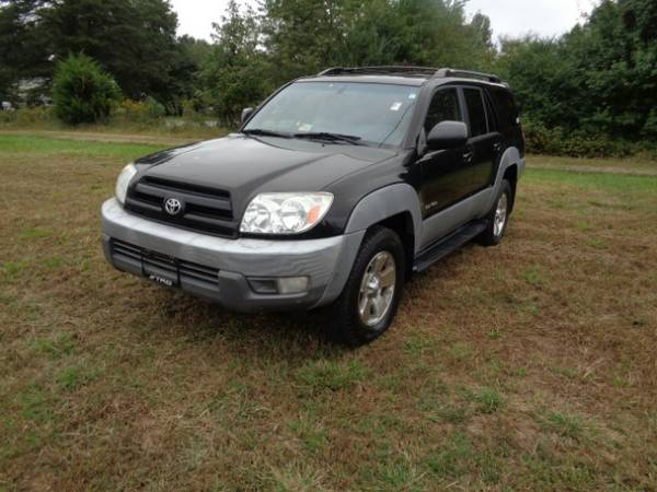 2003 Toyota 4Runner SR5, 4WD, CARFAX OWNER, Inspected