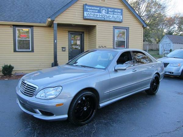 2006 MERCEDES-BENZ S500 ~ $0 DOWN WITH ANY PAID TRADE IN!