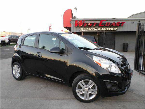 2013 *Chevrolet* *Spark* LT Hatchback 4D -BAD/NO CREDIT APPROVED