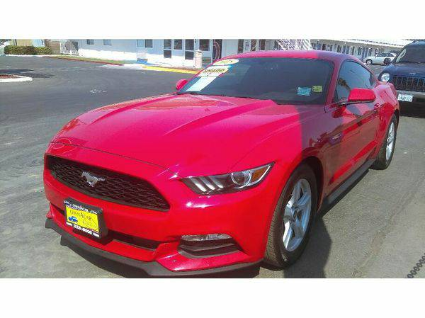 2015 *Ford* *Mustang* -🚗 - EZ FINANCING!