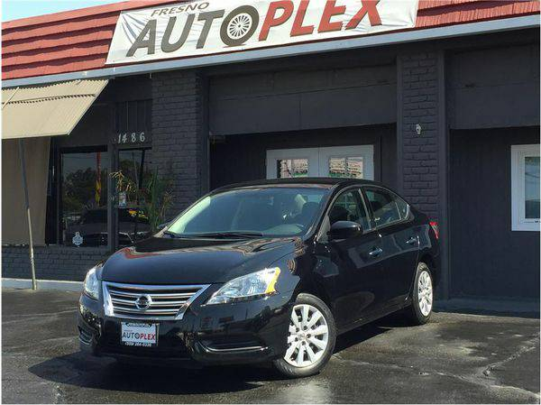 2014 *Nissan* *Sentra* Call or Text for Financing