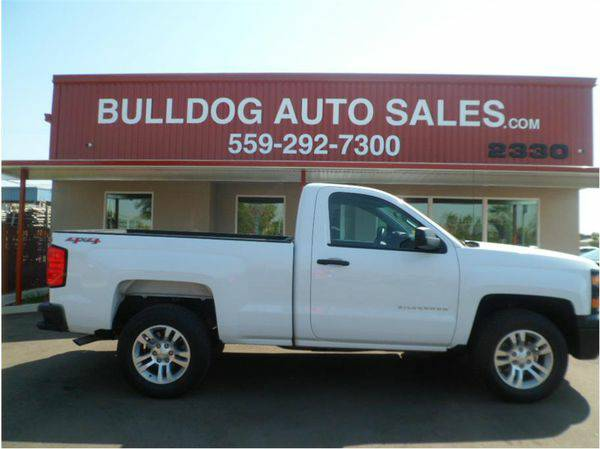 2014 *Chevrolet* *Silverado* *1500* *Regular* *Cab* **End of Summer Sa