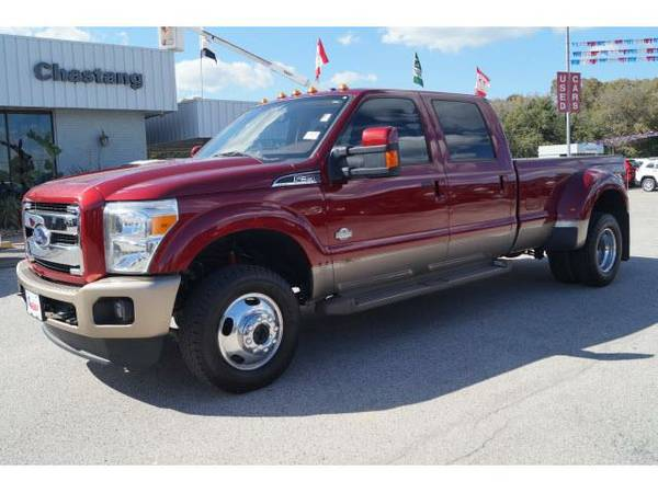 2014 *Ford F-350 SUPER DUTY* KING RANCH -