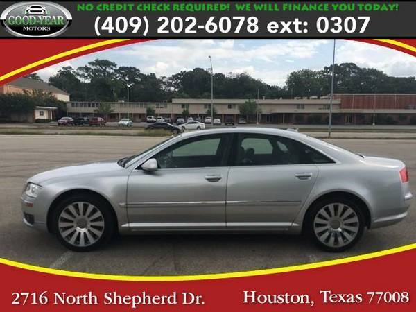 2006 *Audi A8* Sedan NO CREDIT CHECK REQUIRED!