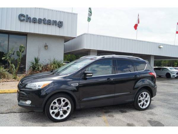 2014 *Ford Escape* TITANIUM -