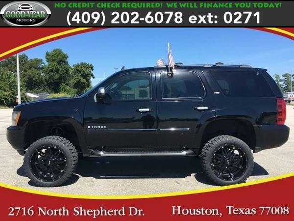 2007 *Chevrolet Tahoe* LTZ NO CREDIT CHECK REQUIRED!