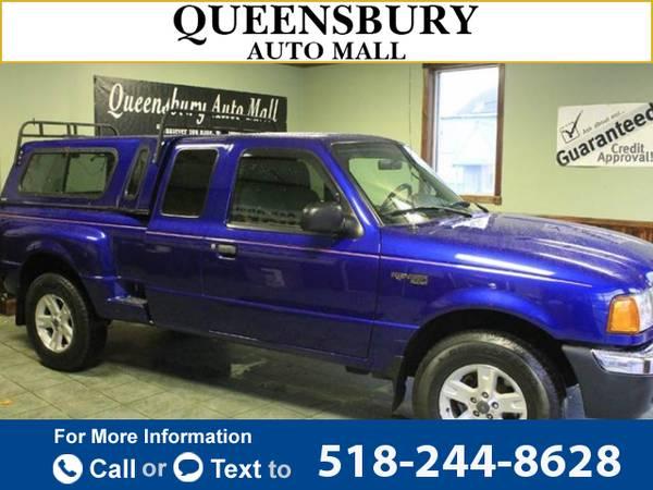2004 *Ford* *Ranger* *XLT* *2dr* *SuperCab* *4WD* *SB* 109k miles