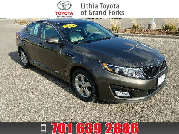 *2014* *Kia Optima* *LX* BLACK