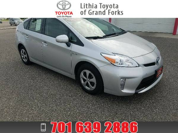 *2014* *Toyota Prius* *TWO* CLASSIC SILVER